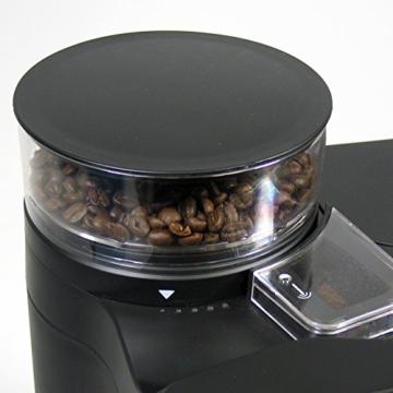 BEEM Germany Fresh-Aroma-Perfect V2, Kaffeemaschine mit Mahlwerk, Edelstahl -