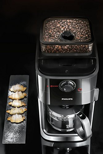philips hd7765 00 grind brew einzelbohnenbeh lter test kaffeemaschine. Black Bedroom Furniture Sets. Home Design Ideas