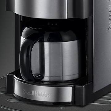 russell hobbs buckingham mit thermoskanne 21430 56 grind und brew. Black Bedroom Furniture Sets. Home Design Ideas