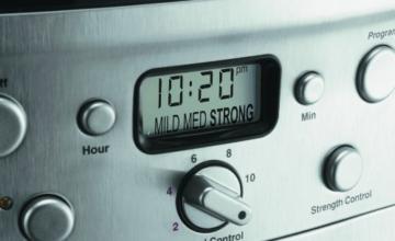 Cuisinart DGB900BCU Kaffeemaschine / integrierte Mühle -